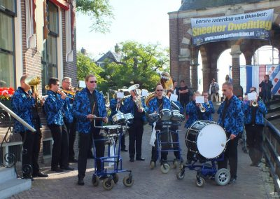 Bloaskapel Pardoes uit Zwolle (L)