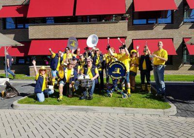 De Bruggebloazers uit Balkbrug (L)
