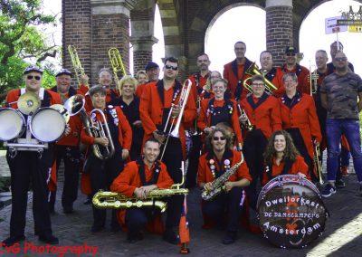 De Damstampers uit Amsterdam (W)