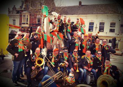 De Drumgabbers uit Delft (W)