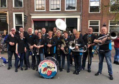 De Muggenblazers uit Haarlem (L)