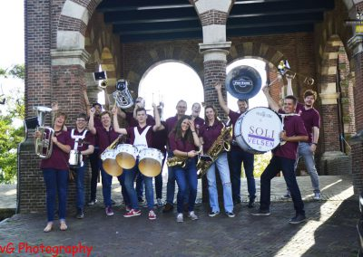 Funband Soli uit Driehuis (L)