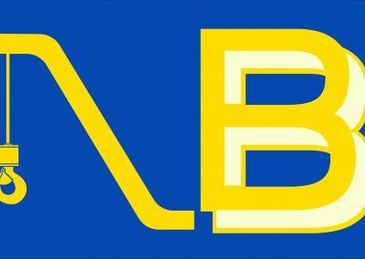 Berg Bros logo dec BUS 2005 geel